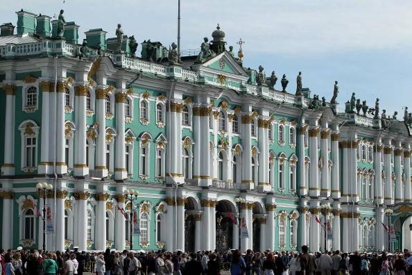 San Pietroburgo- Getty Images