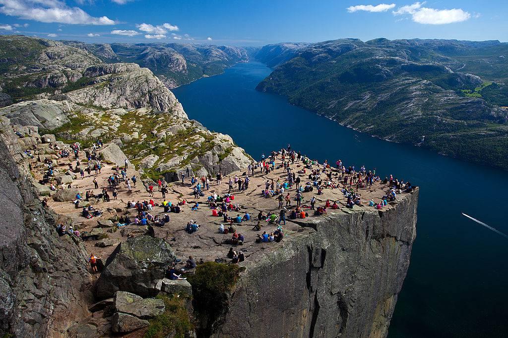 Preikestolen (Norvegia)