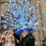 2011 Easter Parade And Easter Bonnet Festival
