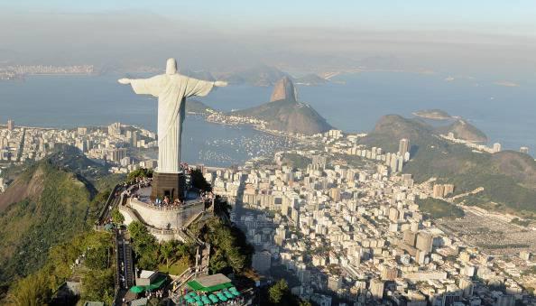 Cristo Redentore, Rio de Janeiro (GettyImages)