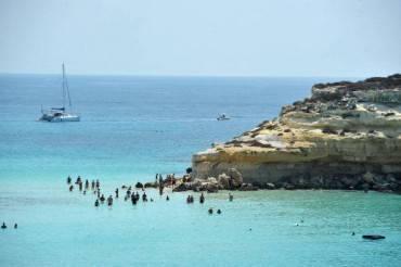 Lampedusa acqua