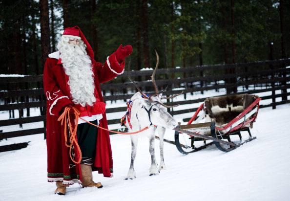Lapponia Casa Di Babbo Natale Video.Lapponia La Casa Di Babbo Natale A Rovaniemi Video Viagginews Com