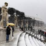 Extreme Cold Continues to Grip Much of Europe