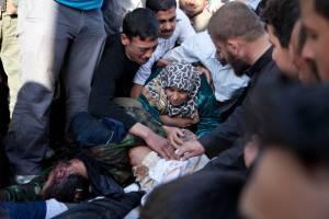 143302686 e1335430744490 Siria, un bagno di sangue per reprimere le rivolte