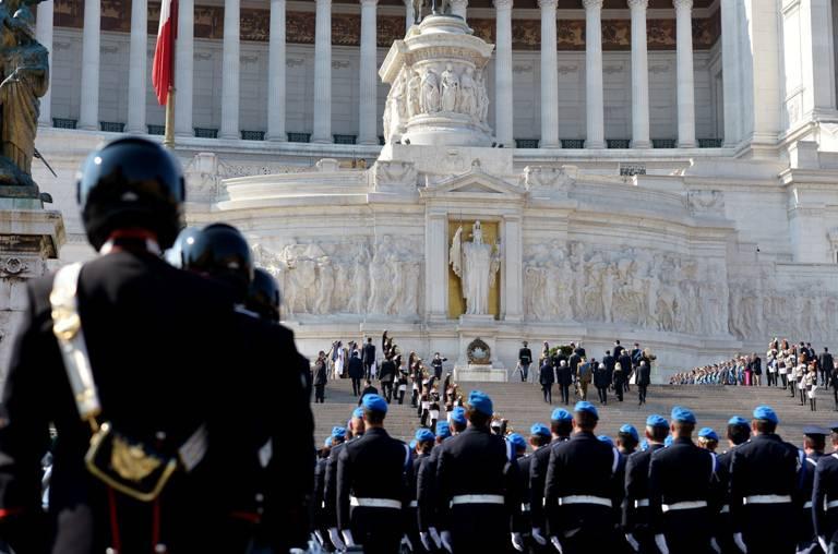 roma eventi 25 aprile