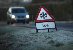 Pericolo ghiaccio (GettyImages)