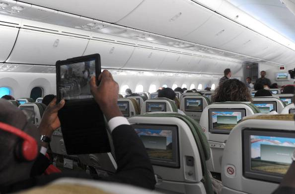 aereo etiope sequestrato