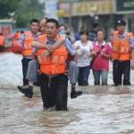 Rainstorms Sweep West China