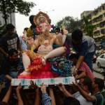 INDIA-RELIGION-HINDUISM-GANESHA