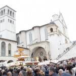 Pope Francis Visits Assisi