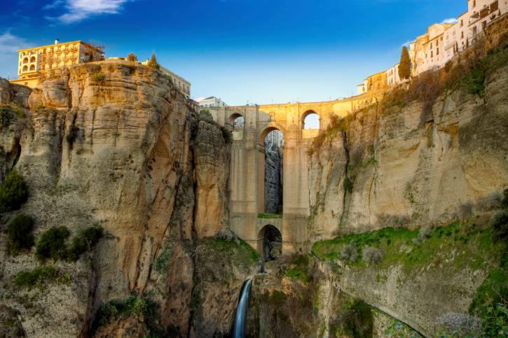 Ronda, la città divisa in due