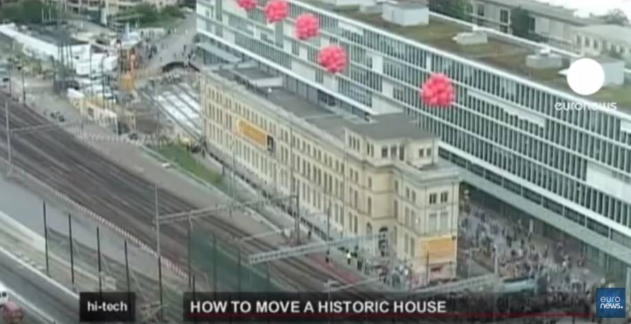 trasloco palazzo monaco