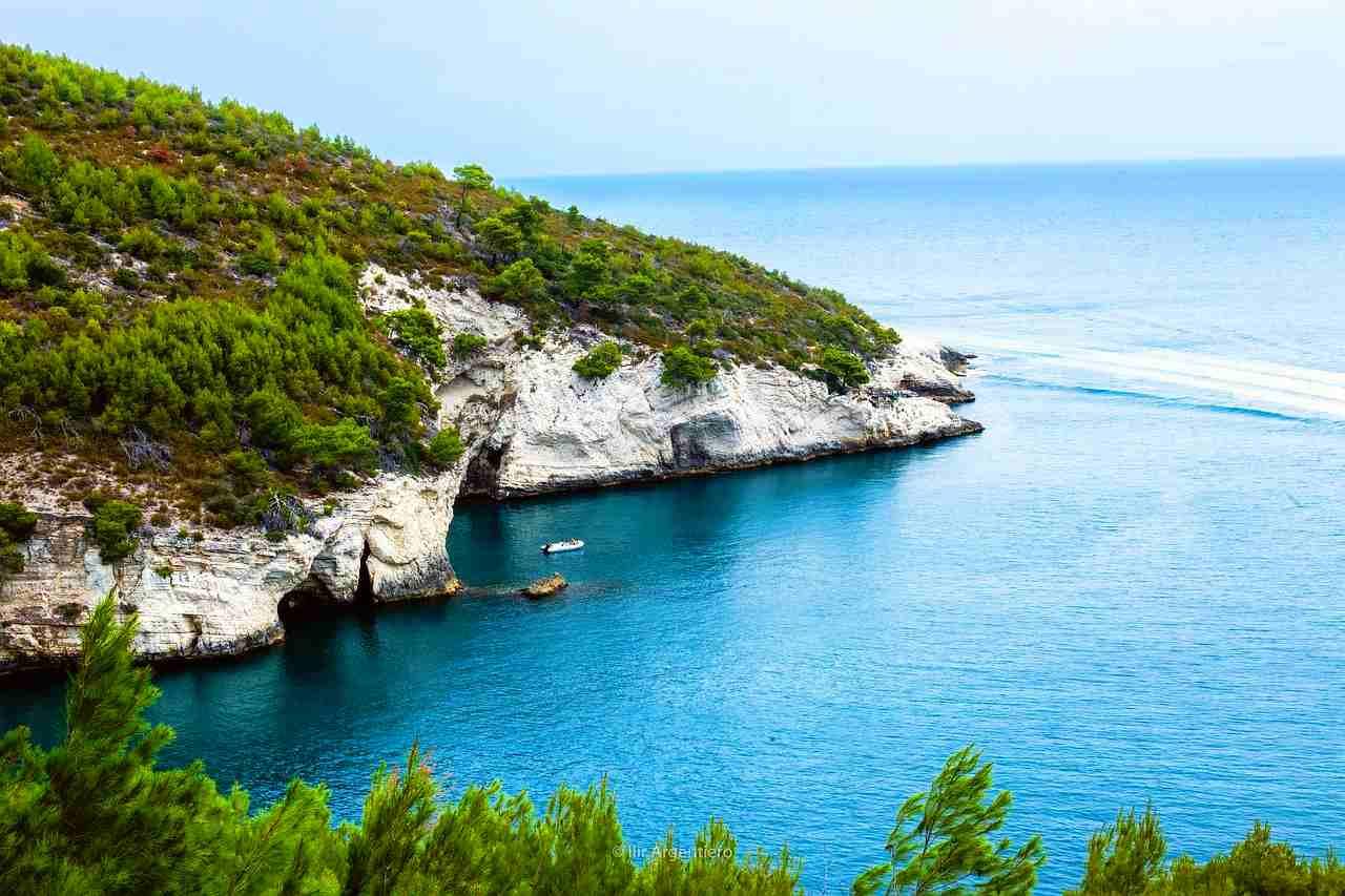 Le cinque spiagge più belle della Puglia