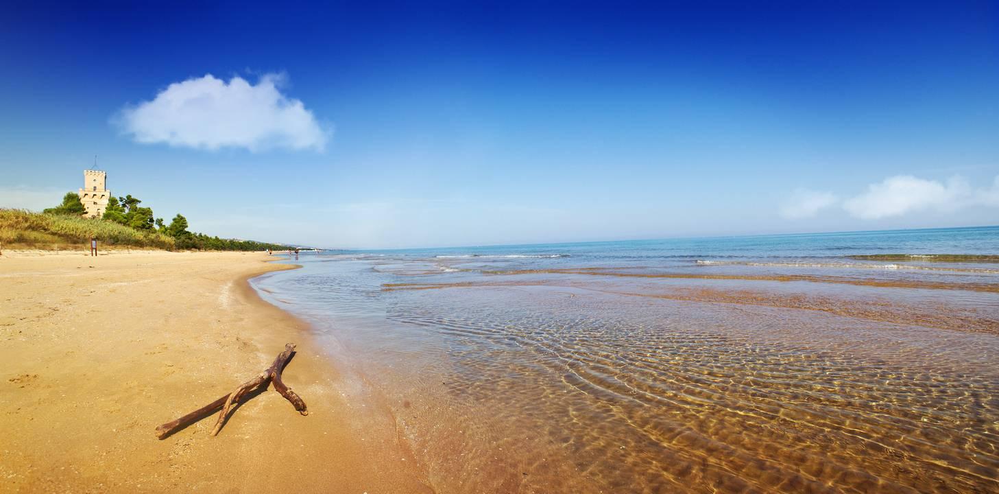 Abruzzo spiagge