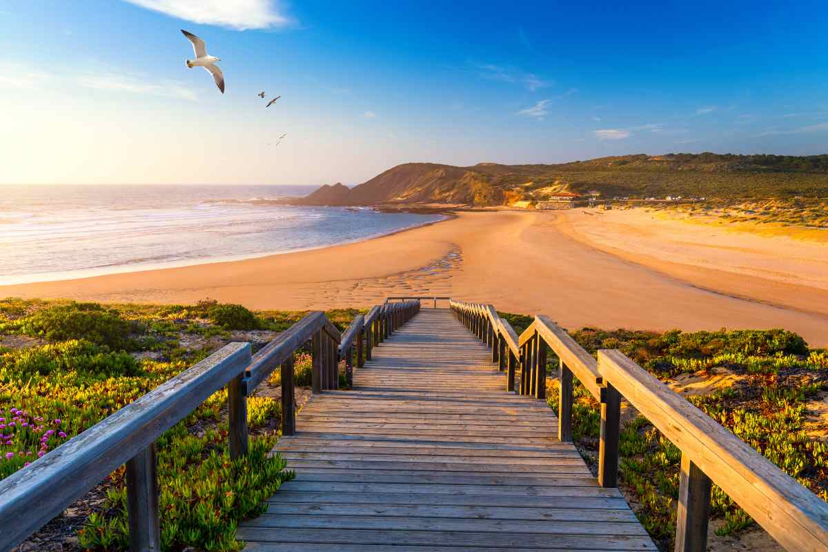 Le 5 spiagge più belle del Portogallo