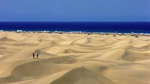 Gran Canaria, spiaggia di Maspalomas