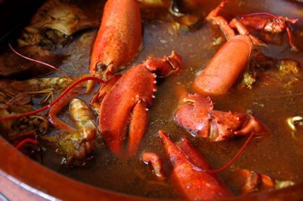 zuppa di aragosta ricette dal mondo