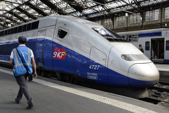 Viaggiare in treno in Europa