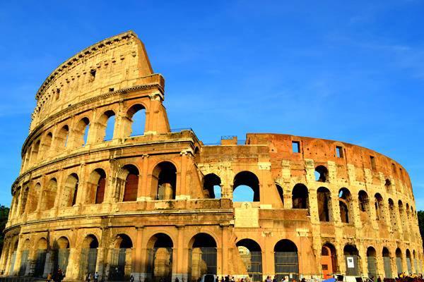 Colosseo nozze a Roma