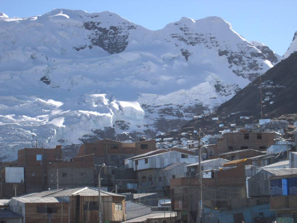 La Rinconada Peru (città più alte)