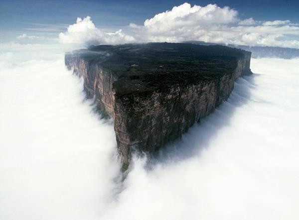 Monte Roraima Brasile Venezuela Guyana