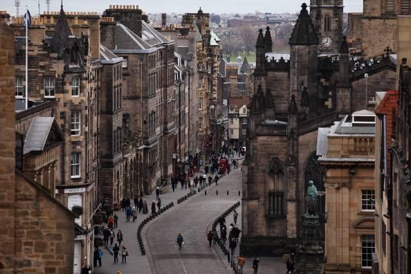 Guida Edimburgo