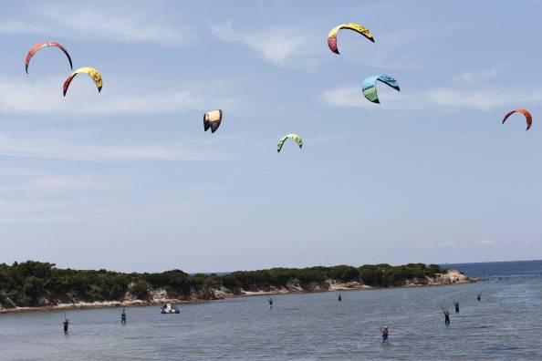 Kitesurfing estate 2014