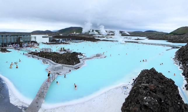 Piscine blue lagoon viaggi for Piscine low cost