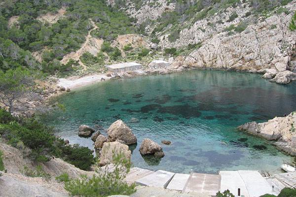 Portixol Ibiza Spiagge