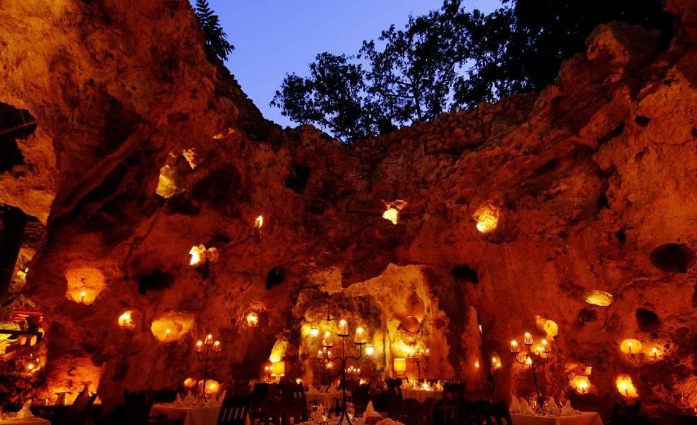 Ristorante grotta Kenya