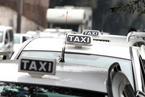 sciopero nazionale dei taxi