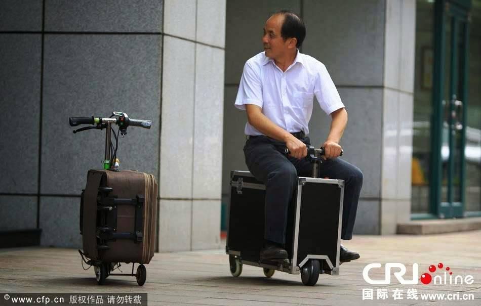 valigia scooter