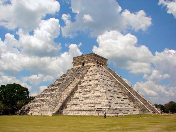 Chichén Itza Messico
