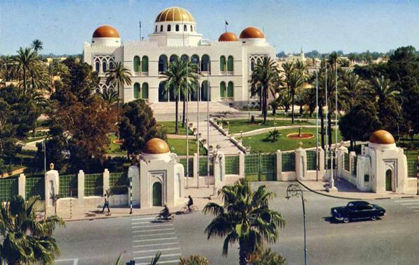 Palazzo_Reale_di_Tripoli libia