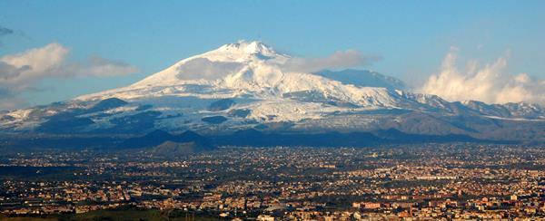 etna catania vulcano sicilia