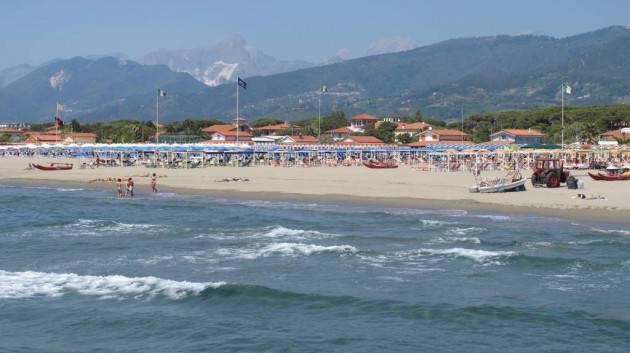 spiagge per bambini in toscana