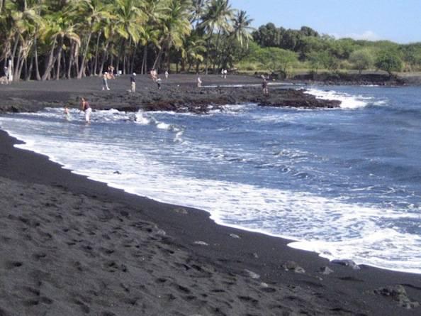 punalu beach