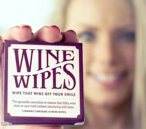 salviette vino