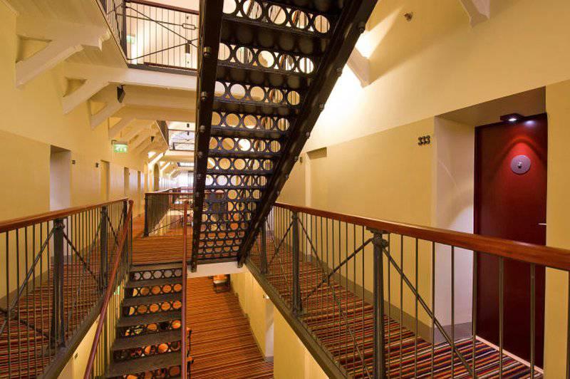 hotel carcere