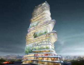 grattacielo londra progetto