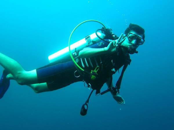 immersioni sicure