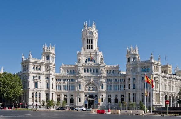 Voli low cost Madrid agosto 2014