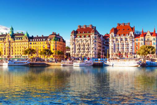 Old Town in Stockholm, Svezia - foto thinkstock