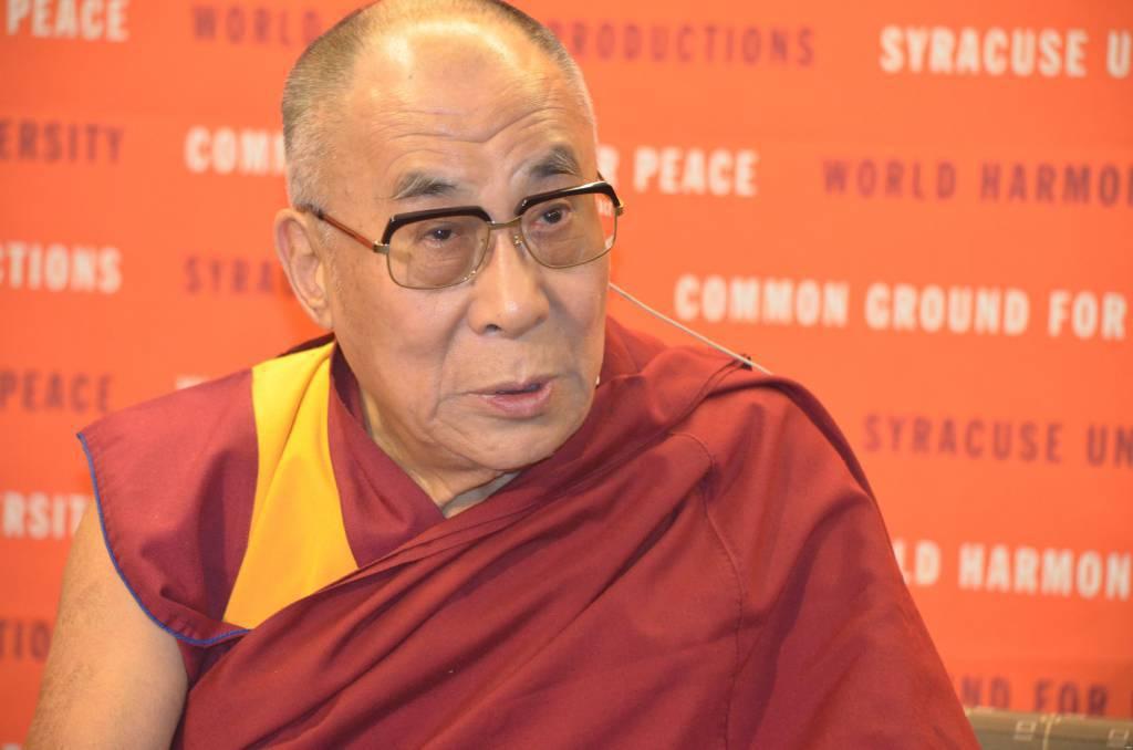 dalai lama visto negato