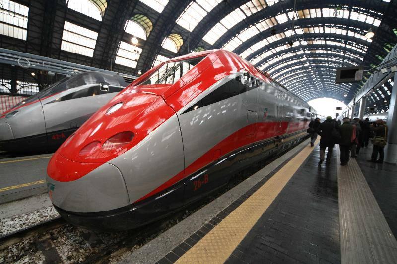 pendolino Milano Roma