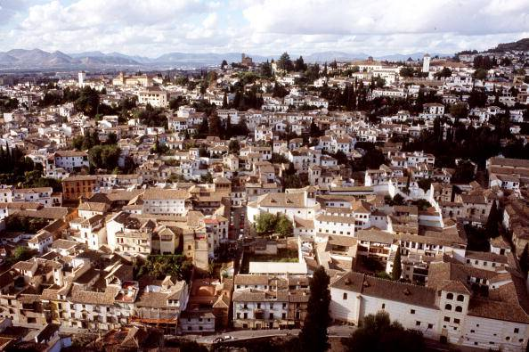 Granada, Spain. Granada a mythical city