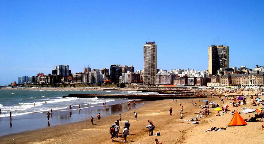Argentina Mar De Plata Viaggio Nella Citt Felice