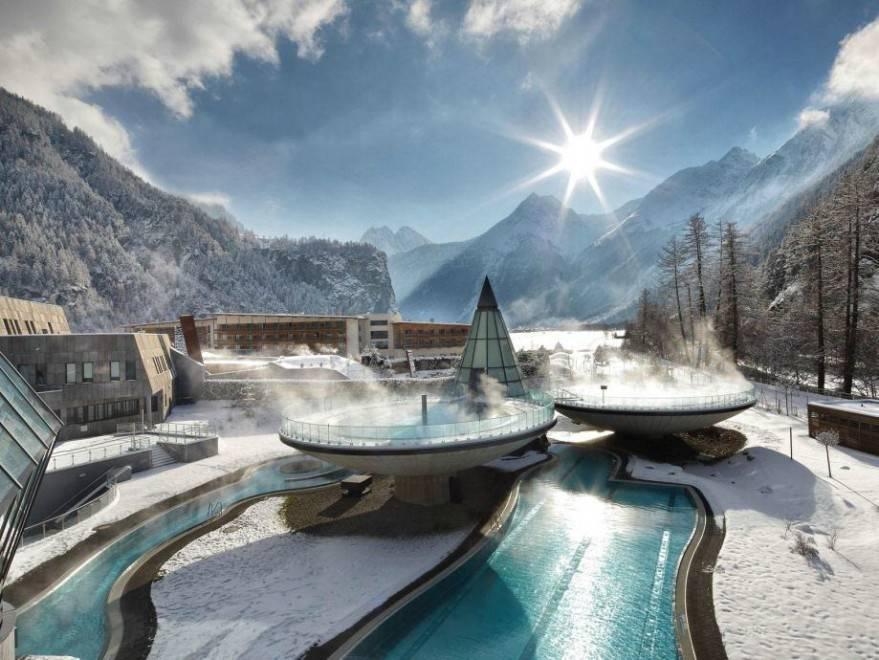 Aqua Dome - Austria