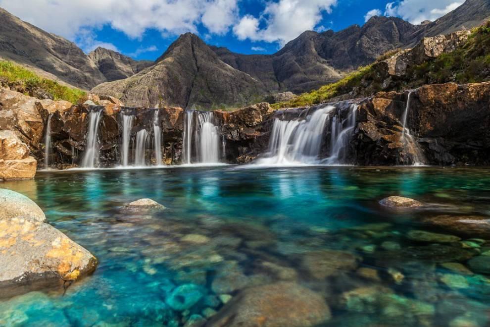 Fairy Pools - Isle of Skye, Scozia
