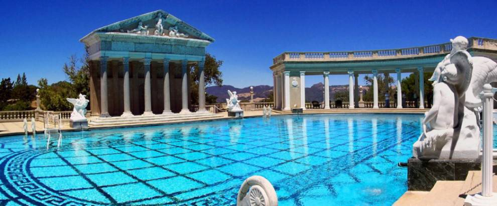 Hearst Castle - California